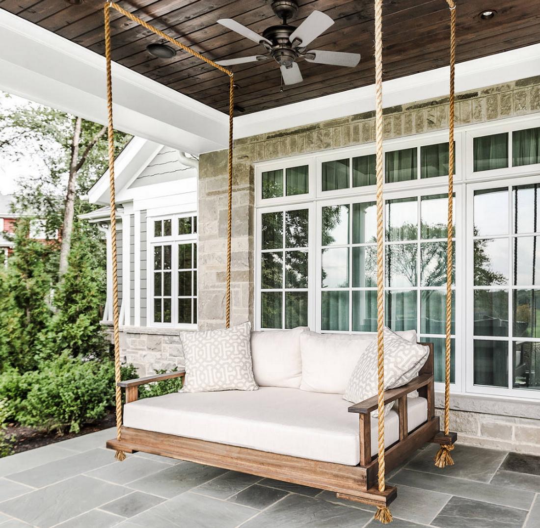 39 Cool Small Front Porch Design Ideas: Веранда к дому: 30 лучших фото-идей на любой вкус