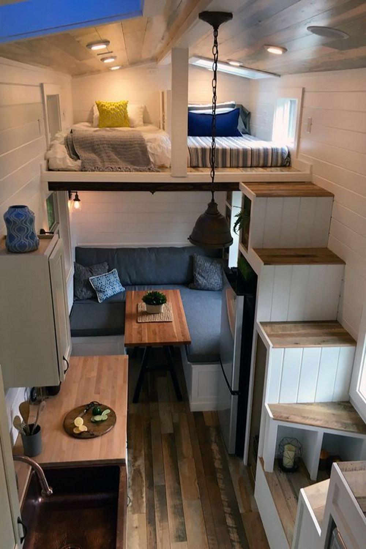 Как сделать второй этаж в одной маленькой квартире?