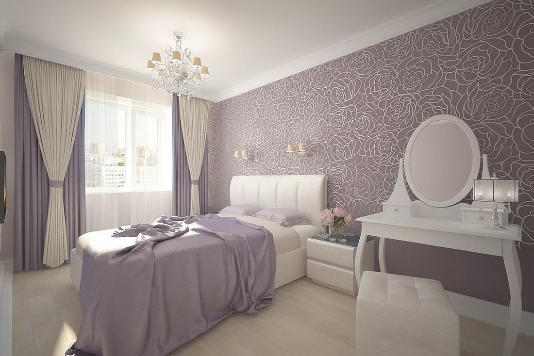 Идеи красивых угловых шкафов в спальню фото